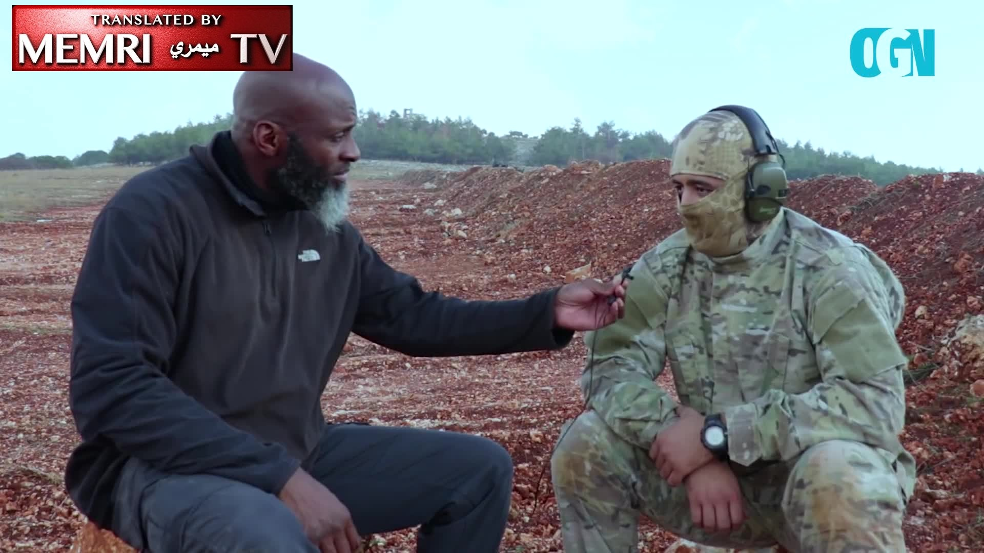 Head of Malhama Tactical Military Contractor Interviewed About HTS Raid In Which SAA And Russia Personnel Were Killed